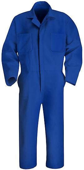 Twill Action Back Coverall #CT10