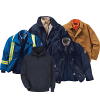 Fire Resistant Outerwear